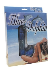 "Vibrator ""Blue Dolphin"""