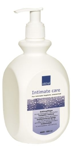 Abena SKIN CARE INTIMPFLEGE 500ml Spender