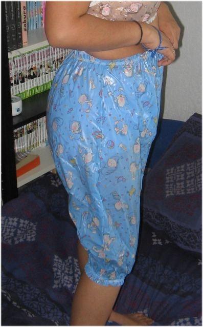 AC Medizinische Schutzhose aus PVC mit Bein