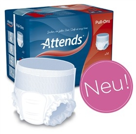 Attends Pull-Ons No.3 , small, 15.25.31.0005, 22er Packung