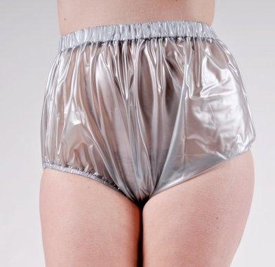 PUL Schlupfhose Slip PVC , PA13 semi transparent
