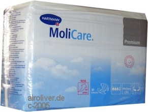 Molicare Premium extra Gr.1 Slip small ,blau ,15.25.03.0055 ,30er Packung