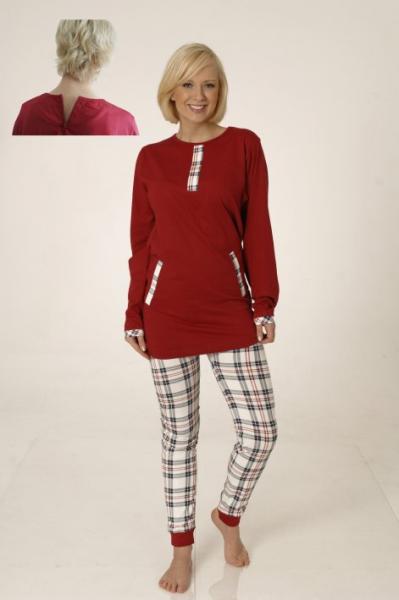4care damen schlafanzug overall ohne fuss mit. Black Bedroom Furniture Sets. Home Design Ideas