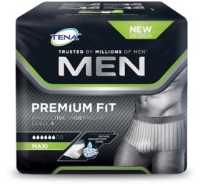 Tena Men Premium Fit Protective Underwear Level 4 M ,15.25.31.0000 ,12er Packung