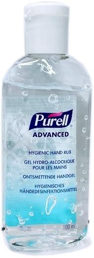 Purell Advanced Haendedesinfektion GEL 100ml