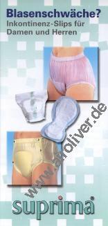 Suprima PVC/PU Hosen Katalog