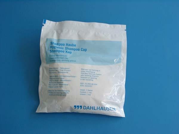 DH. Shampoo Haube Waschen ohne Wasser 1er Pkg.