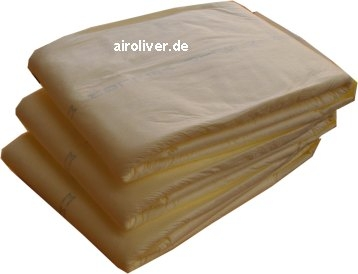 Absorin Slip Night extra,large ,gelb , Einzelstueck
