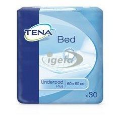 Tena KU Bed Plus blau 60x60cm Krankenunterlage , 30er Packung IGF, 19.40.05.4072