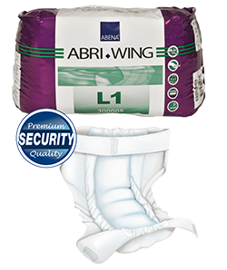 Abri Wing L1 Slip Large, 15.25.03.2303, 14er Packung