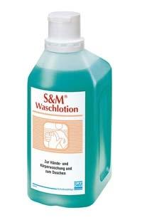S&M Waschlotion 1 Liter