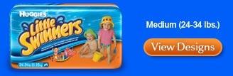 Huggies Little Swimmers Gr.M Schwimmhoeschen 11er Packung