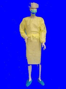 MRSA Set standard Schutzbekleidung