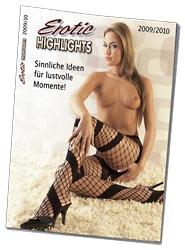 "Katalog ""Erotic Highlits"" immer aktuell Ausgabe 09000100000"