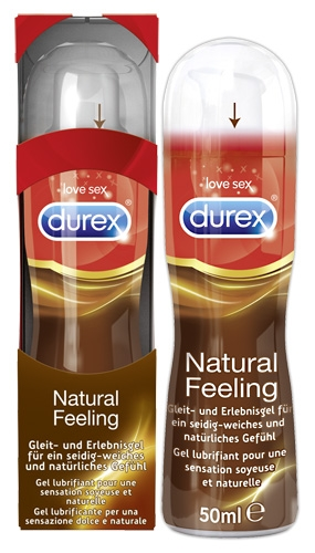 Durex Natural Feeling 50ml