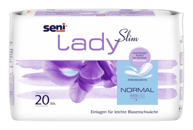 Seni Lady Normal 15.25.30.5044 ,20er Packung