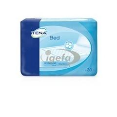 Tena KU Bed Plus blau 40x60cm Krankenunterlage , 30er Packung IGF