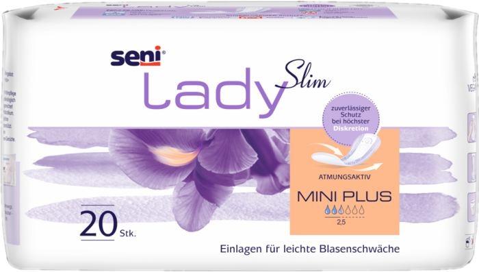 Seni Lady Mini Plus 15.25.30.5043 ,20er Packung