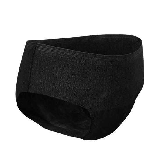Tena Silhouette Underwear Normal Noir / schwarz , medium , Einzelstueck