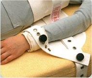 SEGUFIX-Handhalterung fuer Erwachsene 20 - 29 cm (Gr. L) , mit Magnetverschluss