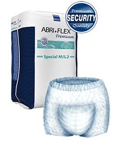 Abri Flex SPECIAL Super Pant M/L2 medium/large , 18er Packung 15.25.24.1