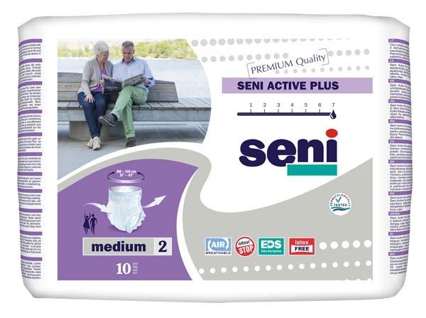Seni Active Pants Plus medium , 10er Packung