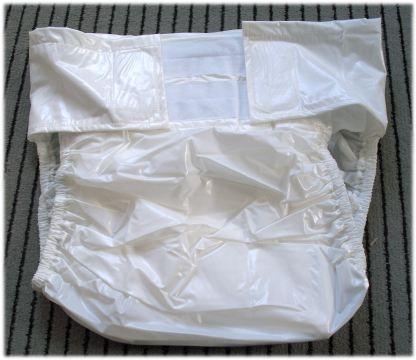 Sumo Windelhose PVC/Baumw. weiss / white