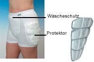 Suprima Body Guard Inko Protektor-Slip fuer Herren