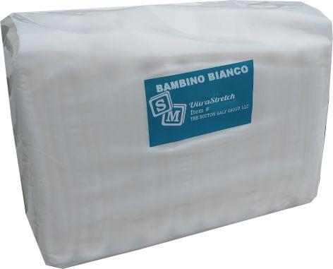 Bambino UltraStretch Bianco Slip L/XL weiss ,10er Packung