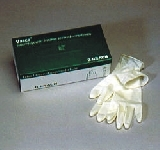Vasco Sensitive Latex-Unters.Handschuhe puderfr.extragross 100 St. 19.99.01.0014