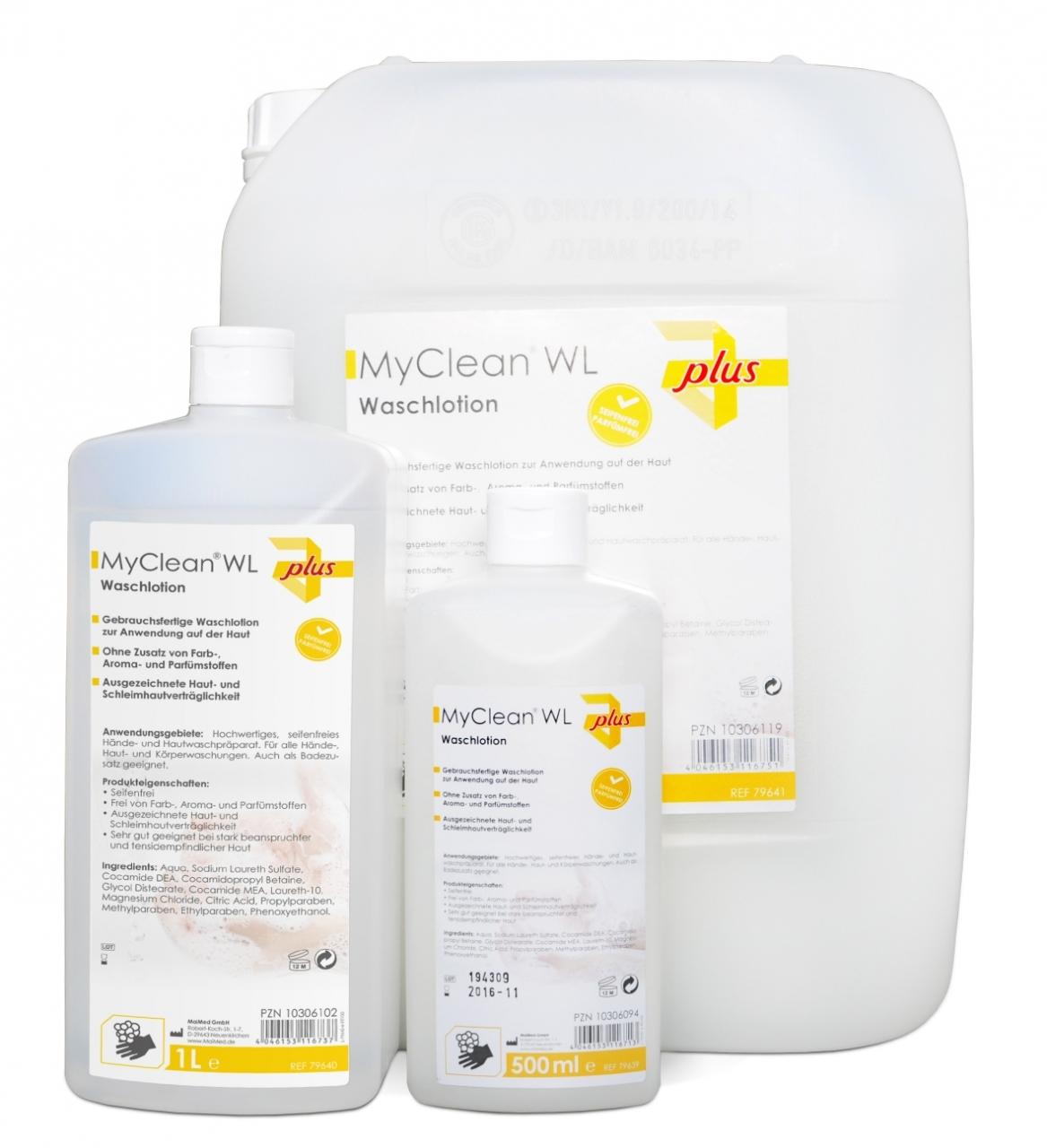 MYClean WL Waschlotion 1000ml