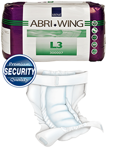 Abri Wing L3 Slip Large, 15.25.03.2305, 14er Packung