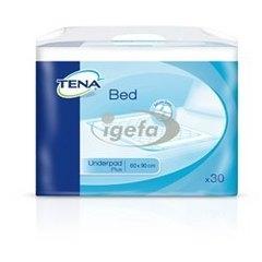 Tena KU Bed Plus blau 60x90cm Krankenunterlage , 30er Packung IGF, 19.40.05.5097