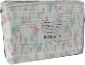 2. Wahl MyDiaper comfort Windel Gr.M ,weiss-bunt, 25er Packung ++AV++