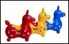 Rody Sprungpferd rot / red