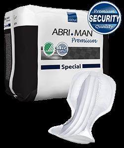 Abri Man Special Formvorlage , weiss ,15.25.01.0005 ,21er Packung