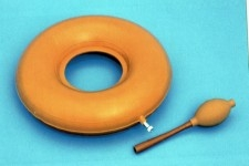 SA.Luftkissen Set Gummi 42,5cm ohne Luftpumpe