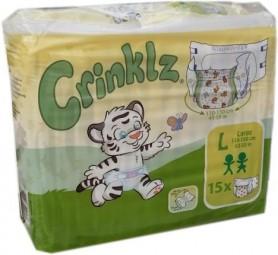 Crinklz DIE NEUE Windelhose Large Nacht bunt , 15er Packung