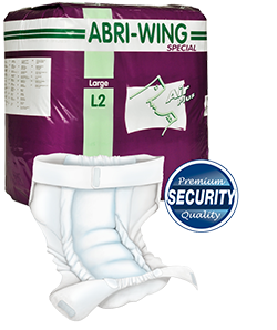 Abri Wing L2 Slip Large Spezial , 15.25.03.2302, 28er Packung