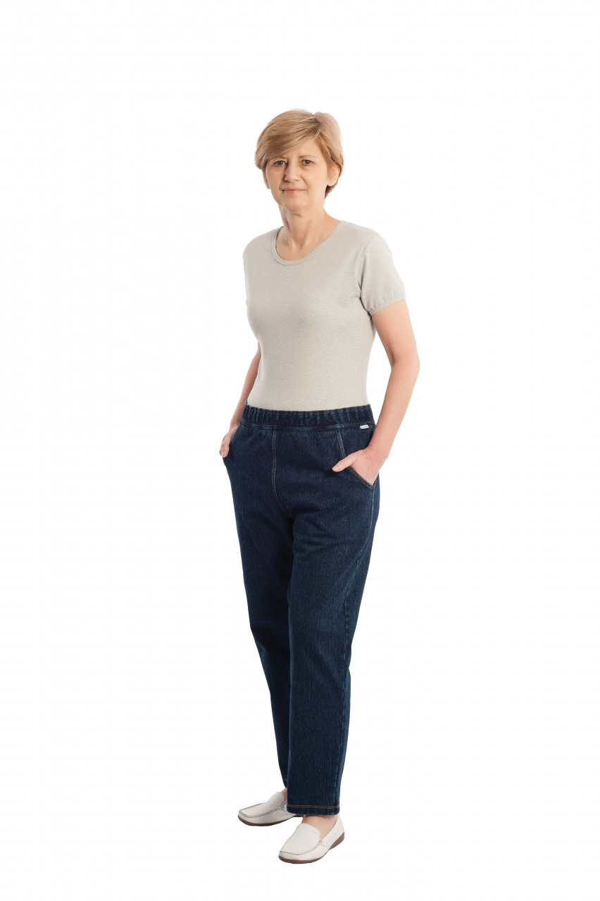Suprima Pflegeoverall CareActive Jeans