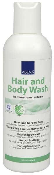 Abena Skin Care Hair and Body wash Haar und Koerperpflege 200ml