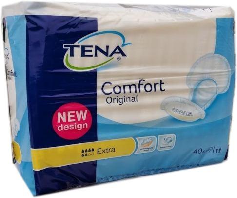 Tena Comfort Original Extra Formvorlage gelb 15.25.30.1012 ,40er Packung