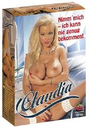 """Puppe """"Claudia"""""""