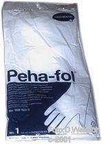 Peha Soft Folien Einmalhandschuh 100 St. No.2