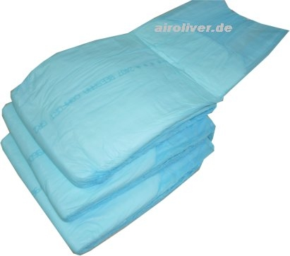 BEESANA Superslip Comfort medium Gr.2 ,blau ,Einzelstueck