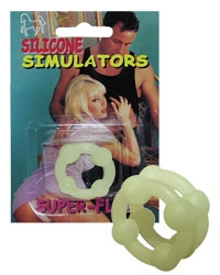 Silicone Stimulators