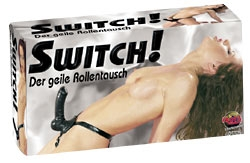 """Latex-Umschnall-Penis """"Switch"""""""
