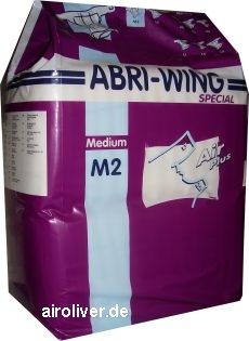 Abri Wing M2 Slip Spezial, 15.25.03.1141, 28er Packung