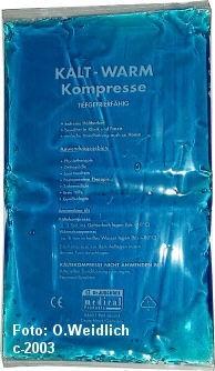 JH.Kalt Warm Kompresse 13x14cm