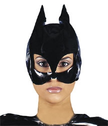 La Cat-Mask schwarz S-L